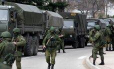 Venemaa esindaja EL-i juures: Venemaa paiskas 2014. aasta kriisi ajal Krimmi 9000 sõjaväelast