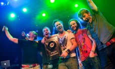Maxtraktor tegi ajalugu, bändi kolmas kontsert tuleb Rabarockil