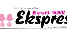 VANA KULD: Eesti NSV Ekspress