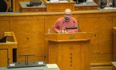 Kooseluseaduse tühistamise arutelu läks parlamendis tuliseks: miks peatuda siin? Keelustame ka naiste valimisõiguse ning taastame surmanuhtluse!