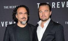 """VAATA, kes said auhindu: Kuldgloobustel tegid puhta töö DiCaprio ja Iñárritu filmiga """"Mees, kes jäi ellu"""""""