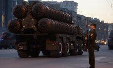 В Крыму развернут полк зенитных систем С-400