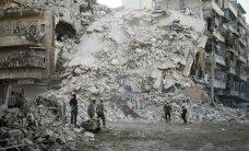 Amnesty International обвинила РФ в атаках на гражданское население Алеппо