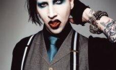 Skandaalne šokirokkar Marilyn Manson esineb Riias