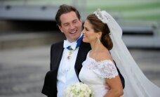Palju õnne! Rootsi printsess Madeleine sünnitas New Yorgis tütre!