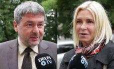 PUBLIKU VIDEO: Ossinovskid jõudsid lahutusprotsessiga lõpuks koos kohtumajja: VAATA, kuidas osapooled varajagamist kommenteerisid!