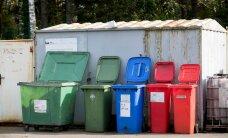 Tallinn saab 640 000 eurot jäätmemajanduse arendamiseks