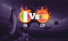 Euro 2016: Eelmise EM-i finalistid kohtuvad esmaspäeval