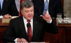 Порошенко поручил прервать грузовое авто- и ж/д сообщение с Крымом