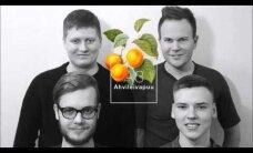 """KUULA: Mõnus kõrvauss! Noortebänd A3 avaldas särtsaka singli """"Ahvileivapuu"""""""