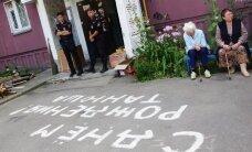 Venemaal laste, naise ja ema mõrvas kahtlustatav vahistati ja sai haavata