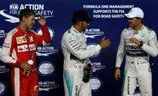 Kui palju teenivad F1 piloodid?