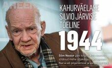 Kahurväelase Silvio Järvise tõeline 1944