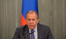 Лавров заявил, что отношениям Россия-НАТО мешают страны Балтии