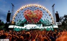 MÜRTSUV GALERII: Electronic Family Festival tõi Tallinnasse maailmatasemel produktsiooni ja nimekad artistid