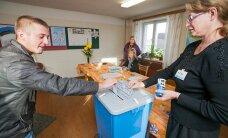 HIIGELNIMEKIRI | Kohalikel valimistel kandideerib 11 845 inimest