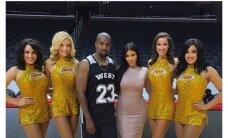 Hindamatu elamus on parim kink: Kim Kardashian üllatas Kanyet sportliku sünnipäevaga