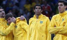 Võrkpallimosaiik Londonist - Brasiilia treener: hea, et ei näinud, kuidas nuttis mu poeg