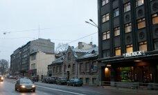 ФОТО: Историческое здание в центре Таллинна перестроят в бизнес-центр
