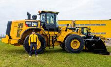 Новым дилером Caterpillar в Эстонии стала Avesco