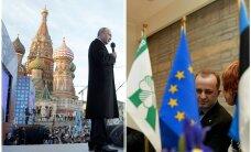 """Eerik-Niiles Kross: Keskerakonna """"puhastustuli"""" ei ole seni põletanud isegi lepingut Putiniga"""