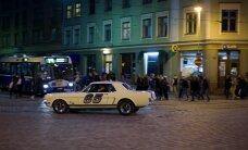 Politsei: Helsingis uusaastaööl toimunud vägistamiskatse jäi turvakaamera lindile