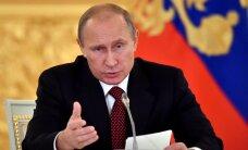 """Путин: """"Не понимаю, как 200 болельщиков отметелили несколько тысяч англичан"""""""