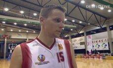 DELFI VIDEO: Viljar Veski: olin ainukene pikk mees ja tuli mängida