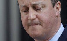 Cameron: ma ei püüa kaptenina jätkata