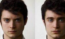 """VAATA: Nagu kaks tilka vett - """"Harry Potteri"""" staar Daniel Radcliffe ja """"Sõrmuste isandast"""" tuntud Elijah Wood"""