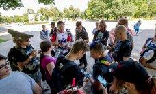 VIDEO JA FOTOD: Püüa kõik kinni! Pokémonisõbrad kogunesid Tallinnas juba teisele grupimiitingule