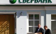 Сбербанк предупредил об ускорении падения курса рубля
