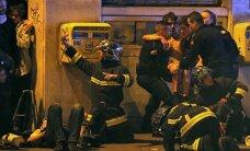 Islamiriigi terroristid Pariisi rünnakute kohta: torm alles algab