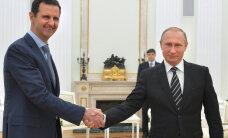 Асад: Путин ни разу не просил меня покинуть свой пост