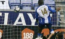 Manchester City piirdus Wigani vastu viigiga