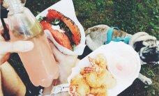 NÄDALA INSTAGRAM: Megastiilne tänavtoitumine, koerad, kanad ja kohalikud festarid — kuidas veetsid kuuma suvenädala Eesti staarid?