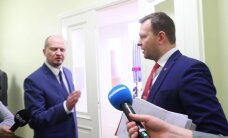 VIDEO ja INTERVJUUD | Karjumine riigikogu koridorides. Poolamets: te võite oma obstruktsiooni jätkata õues, lumehanges