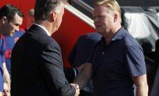 Everton palkas peatreeneriks Ronald Koemani