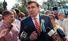 Саакашвили уверен, что Порошенко не выдаст его Грузии