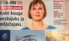 MÕJUKATE AJAKIRI LP vahel: Delfi ja EPL avalikustavad Eesti 2016. aasta mõjukaima inimese