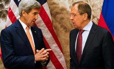 Что Сергей Лавров и Джон Керри решили сделать для прекращения кризиса в Сирии