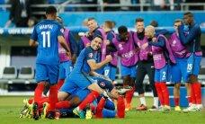 DELFI PRANTSUSMAAL: Milline algus jalgpalli EM-ile! Prantsusmaa võitis Rumeeniat alles 89. minuti väravast
