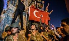 В Турции при попытке переворота погибли 90 человек, более 1000 ранены
