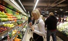 Swedbank: maailmas toiduhinnad langevad, Eestis mitte