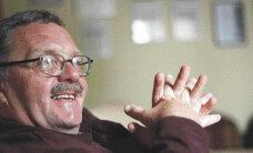 Lugude jutustaja Peeter Simm jutustab loo Georg Otsast