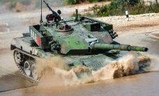 Польша готова направить в Латвию танковую роту