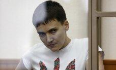Грузия призвала Россию освободить Надежду Савченко