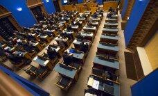 Vaata, kui palju riigikogu liikmed eelmisel aastal kuluhüvitisi kasutasid
