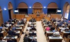 Riigikogus loodi kolm parlamendi- ja üks toetusrühm
