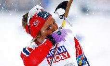 Therese Johaugile määrati kahekuuline võistluskeeld